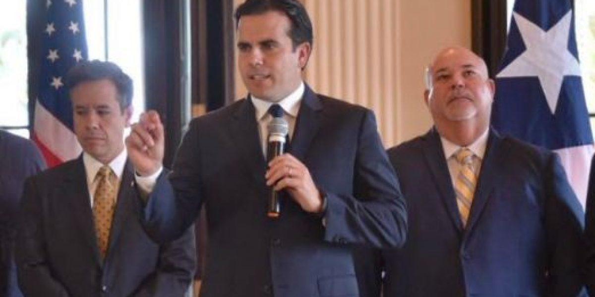 Rosselló anuncia nuevos nombramientos en su equipo de trabajo