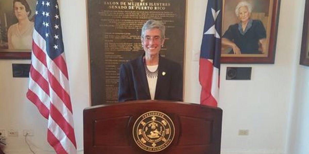 Superintendenta asegura no renunciará