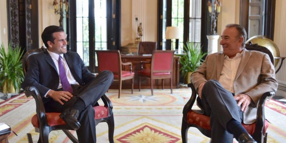 Estatus domina reunión con líderes de oposición