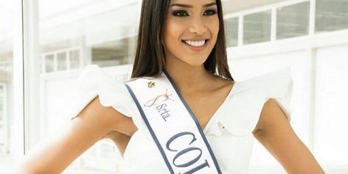 Enloquecidos los colombianos en despedida de su reina para Miss Universo 2016