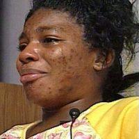 Su madre biológica, Shanara Mobley