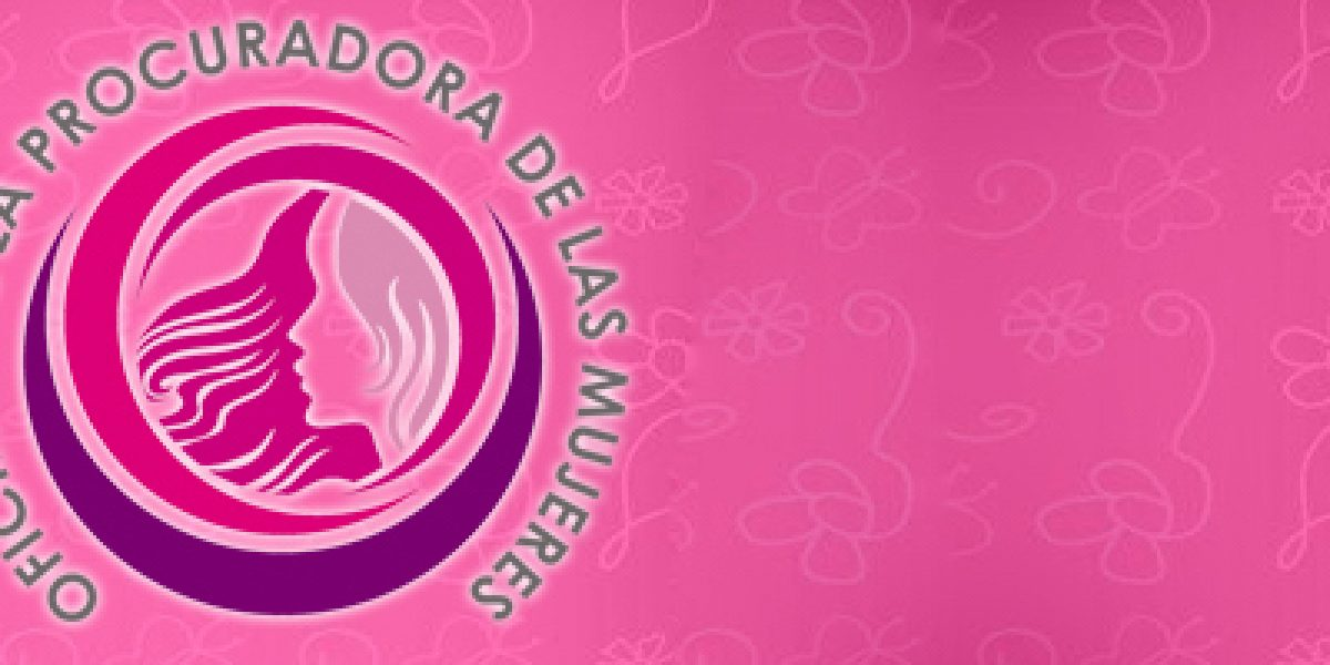 Procuradora de la Mujer destaca programa de vivienda