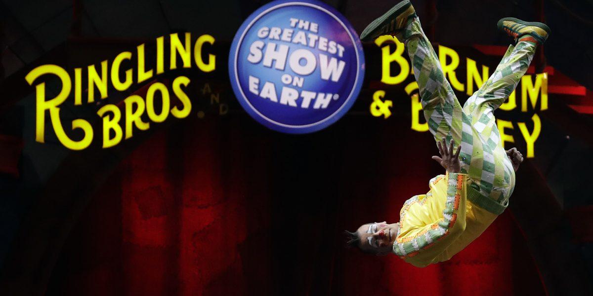 Circo Ringling Bros. anuncia cierre tras 146 años activo
