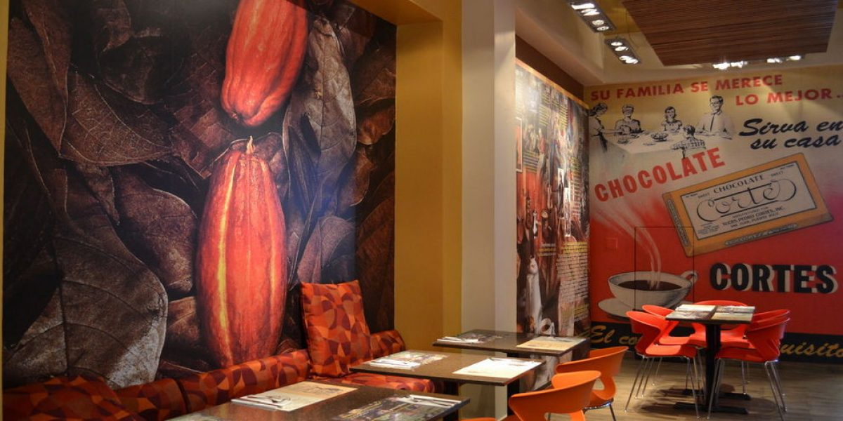 Casa Cortés Choco Bar nominado como uno de los 10 mejores restaurantes del Caribe