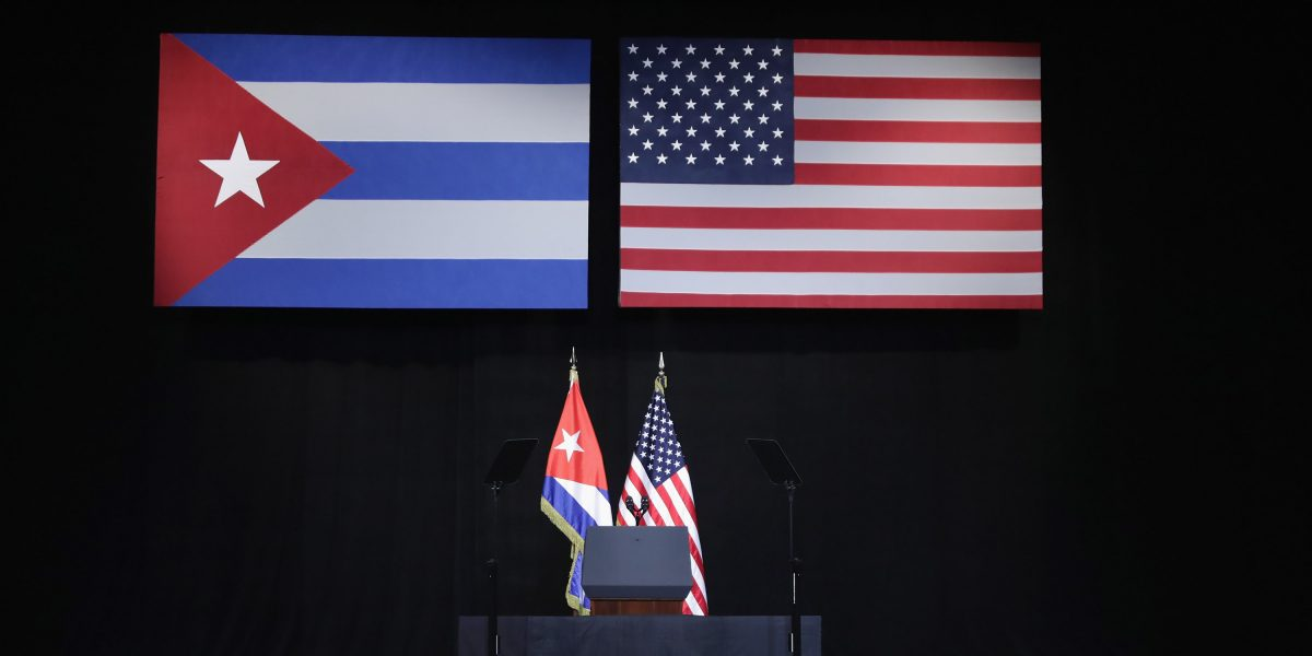 Cuba y EE. UU. acuerdan luchar juntos contra el terrorismo