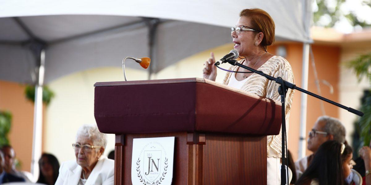 Alcaldesa de Loíza hace llamado a la unidad y el progreso