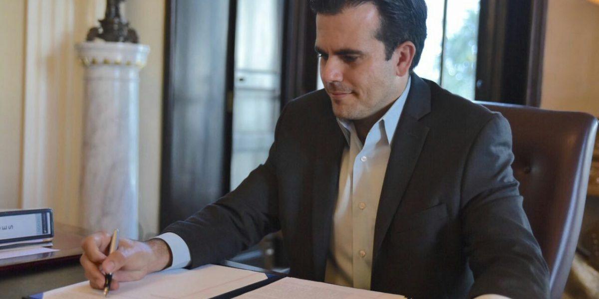Gobernador envía carta a la Junta de Control Fiscal