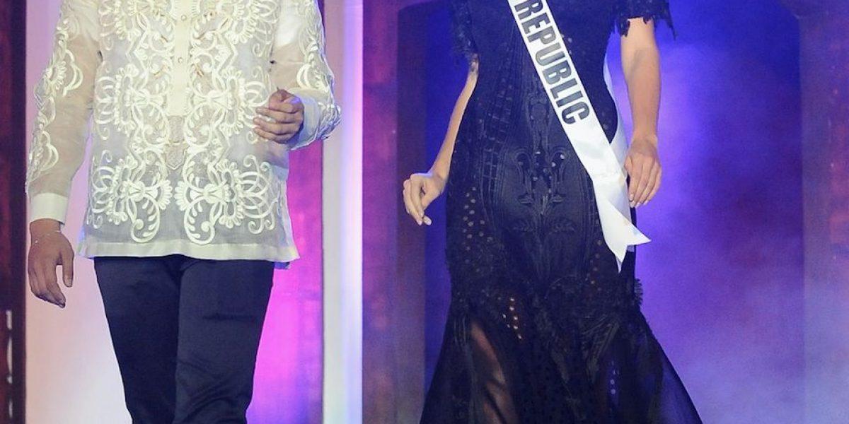 Primeras fotos de candidatas de Miss Universe en Filipinas