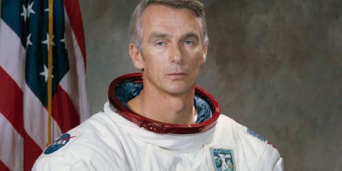 Fallece el último hombre en pisar la luna