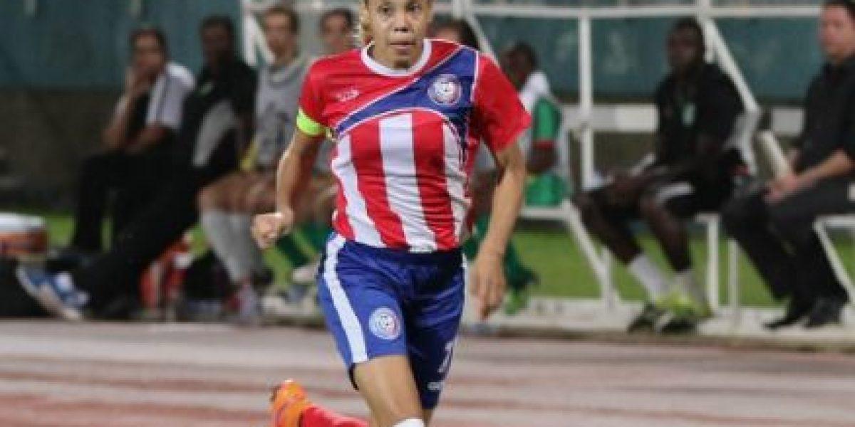 Delyaliz Rosario firma con equipo en Colombia