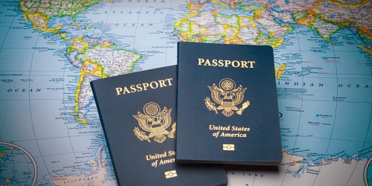 Más barato sacar el pasaporte