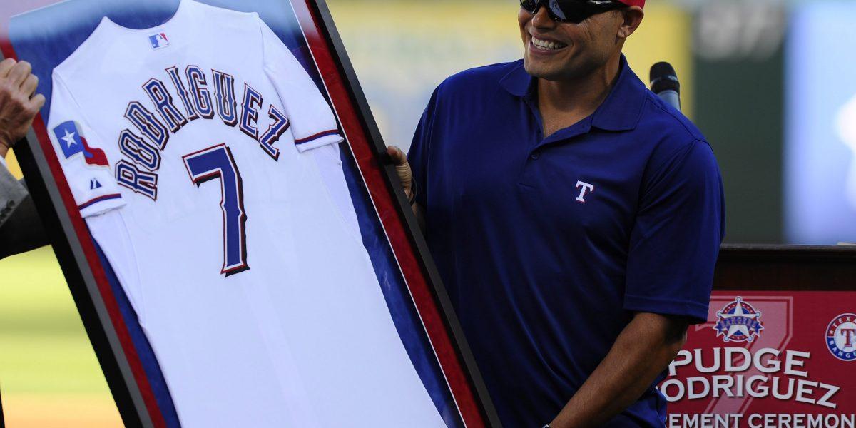 Ansioso Puerto Rico ante llamado de Iván Rodríguez al Salón de la Fama del Béisbol