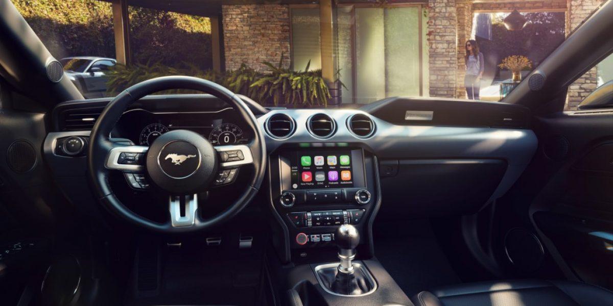 Fotos: Así luce el nuevo Ford Mustang