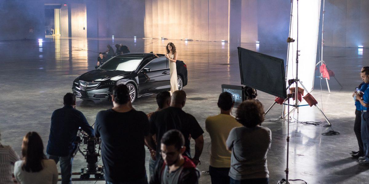 Acura relanza su marca con nueva campaña publicitaria