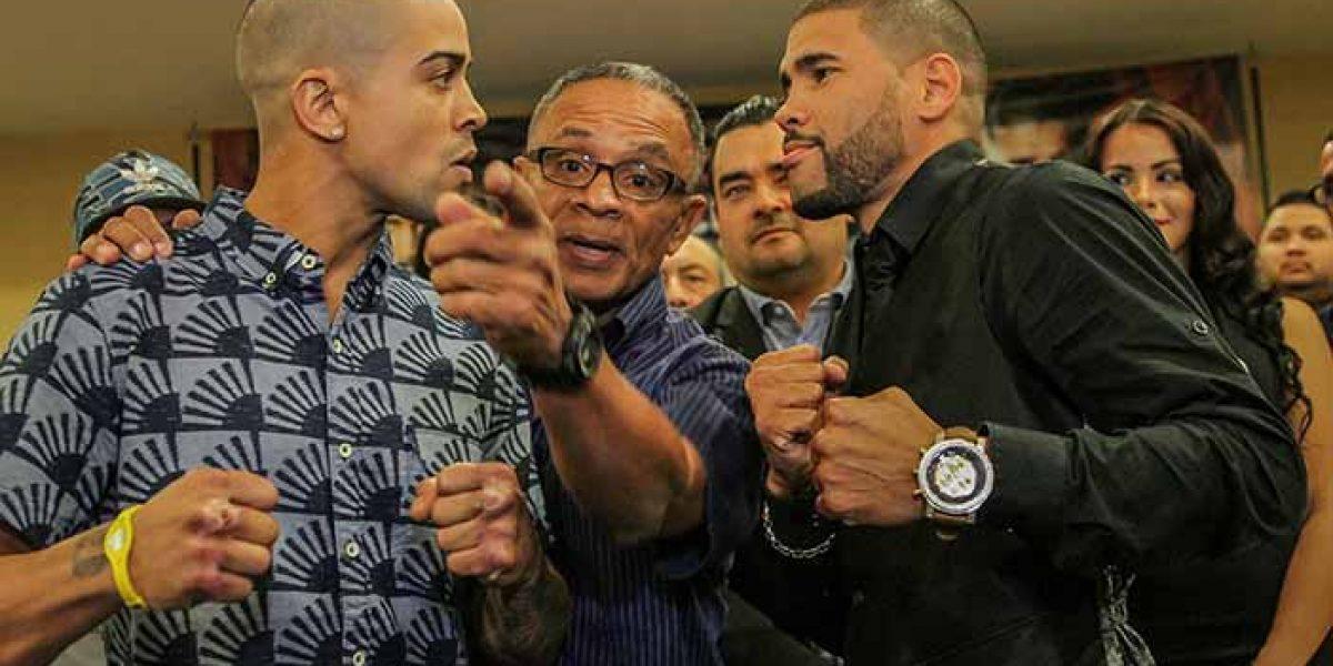 Juanma y Papito no han cobrado por su combate de octubre
