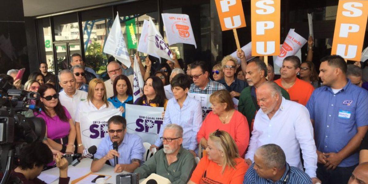 Coalición Sindical sobre reforma laboral: