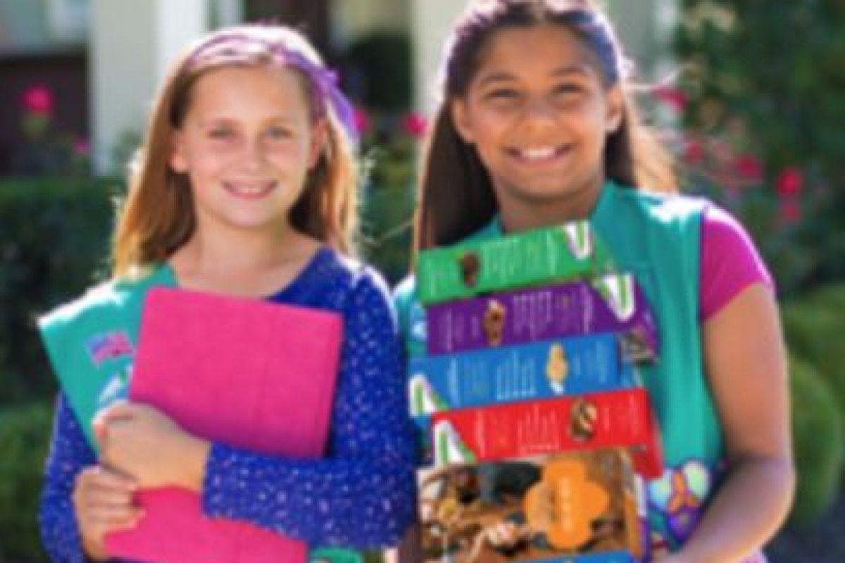 Sobre las Galletas Girl Scouts - Girl Scouts