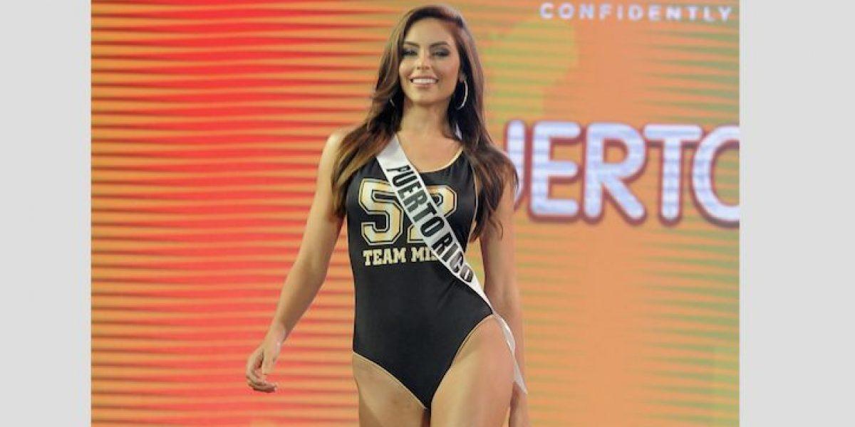 Candidatas de Miss Universo 2016 desfilan en traje de baño