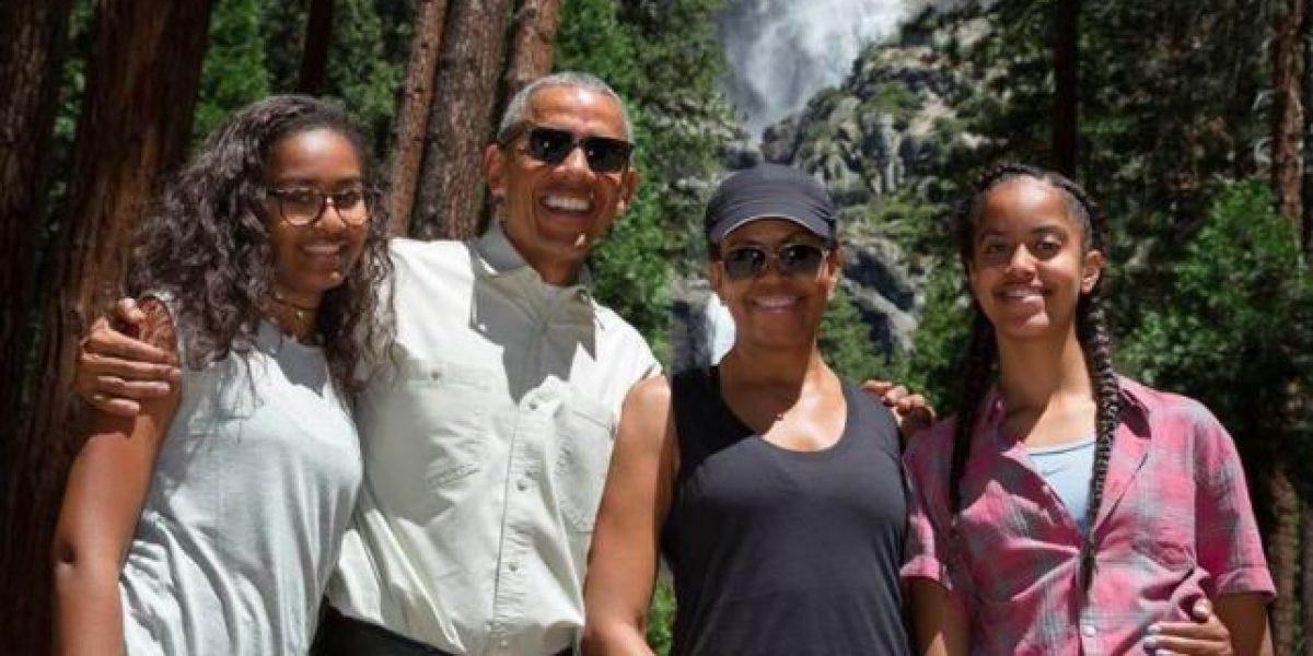 Un recorrido por la nueva casa de los Obama