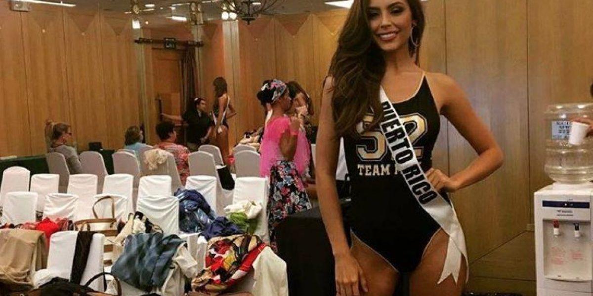 Minuto a minuto: Competencia preliminar de Miss Universo 2016