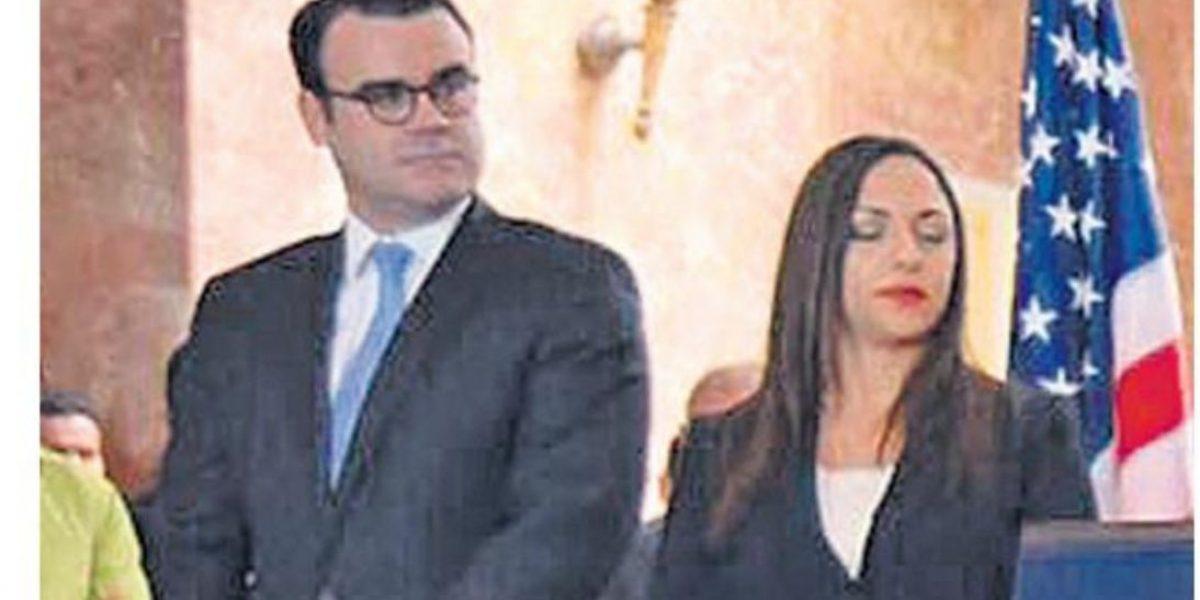 Gerardo Portela trabaja el plan fiscal