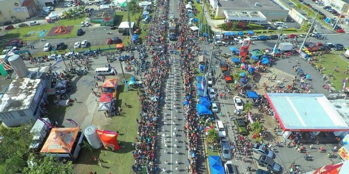 Felicitan a superintendente por seguridad en Festival de la Novilla 2017