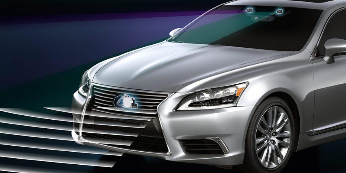 Lexus presenta nueva tecnología de seguridad