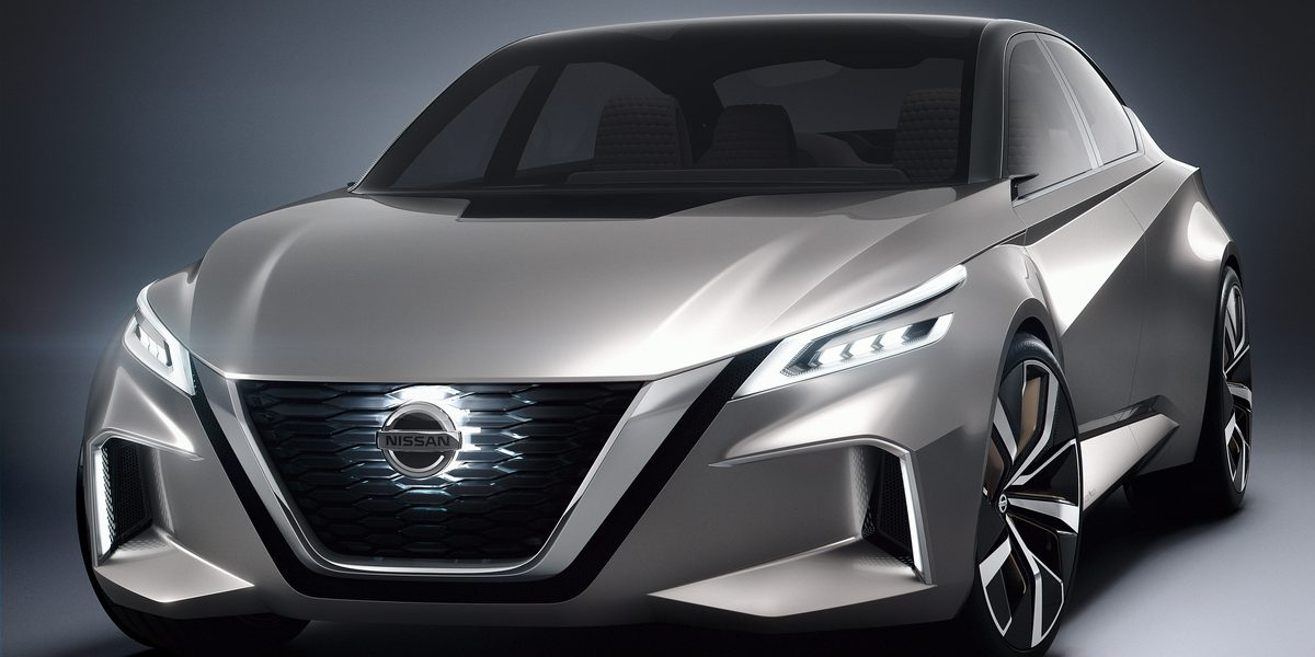 Nissan Vmotion 2.0 debuta en el North American International Auto Show