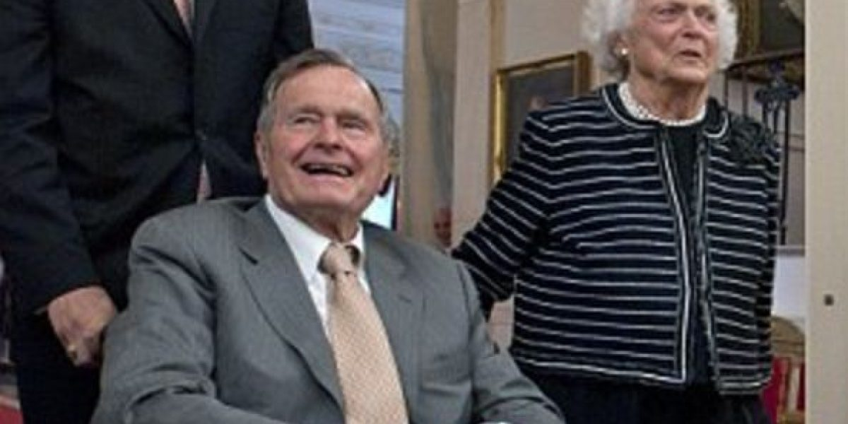 Hospitalizada exprimera dama de EE.UU. Bárbara Bush