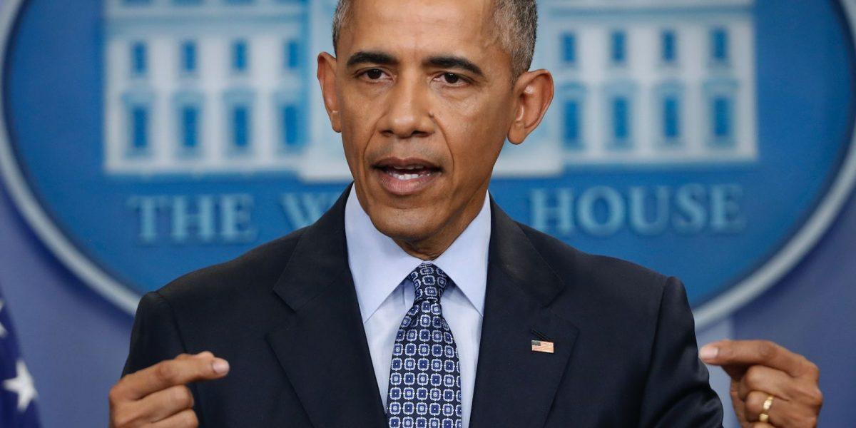 El emotivo mensaje de Obama a sus hijas en última conferencia de prensa