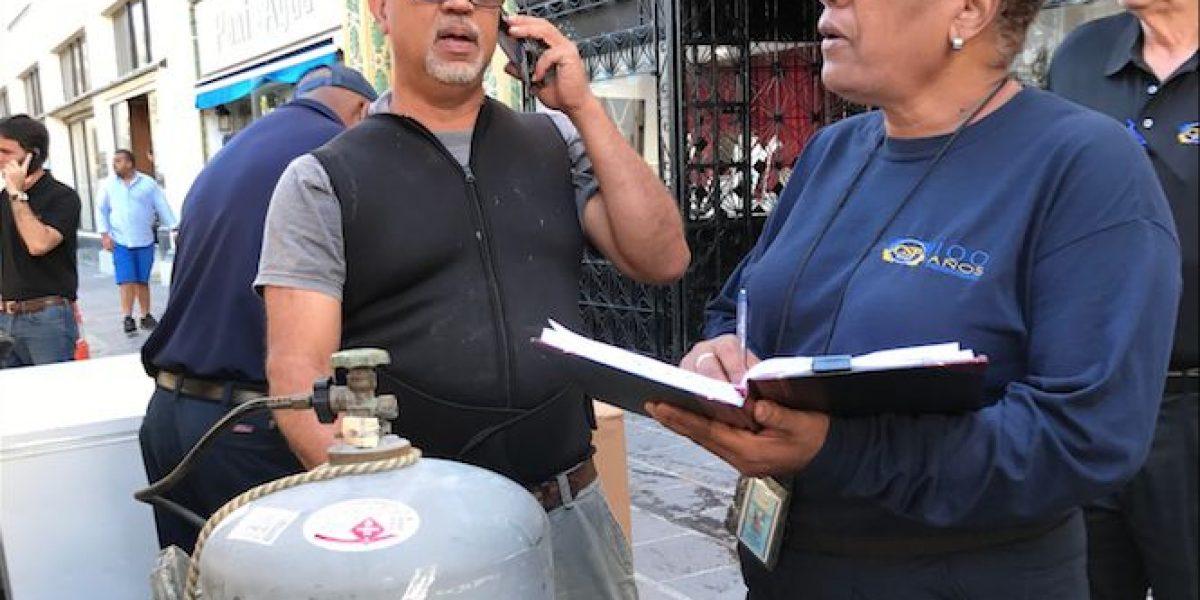 Hallan leves irregularidades en líneas de gas en inspección por las Sanse