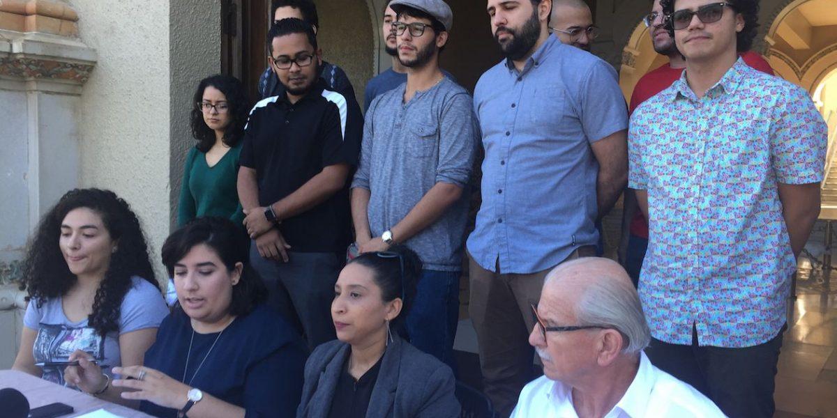 UPR en contra de recortes que propone la Junta
