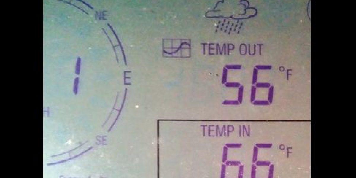 Continúan bajas temperaturas en la isla