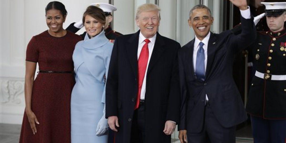 Minuto a minuto: Trump juramenta como 45to presidente de EE.UU.
