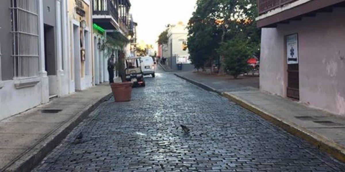 Así amanece San Juan tras inicio de la Sanse 2017