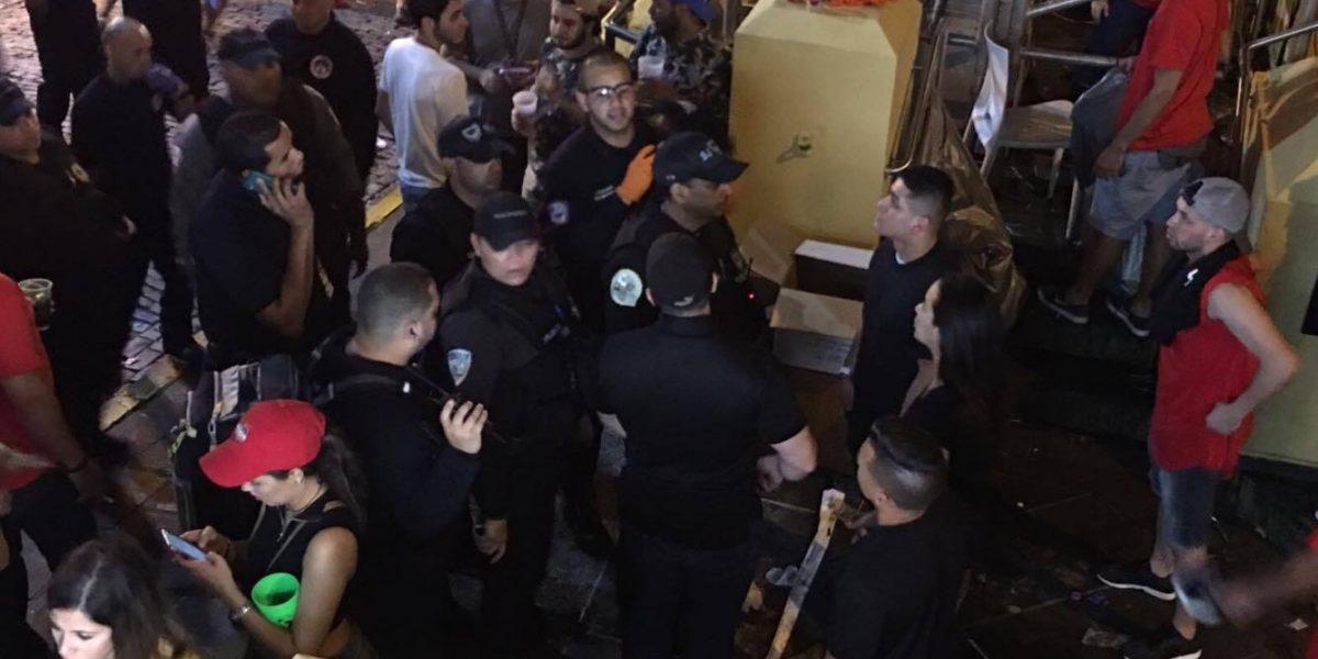 Policía confirma dos heridos de bala en Fiestas de la Calle San Sebastián