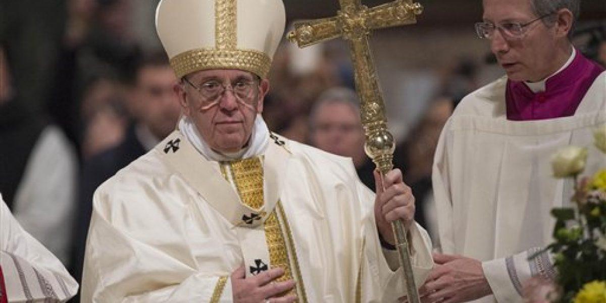 El papa advierte contra