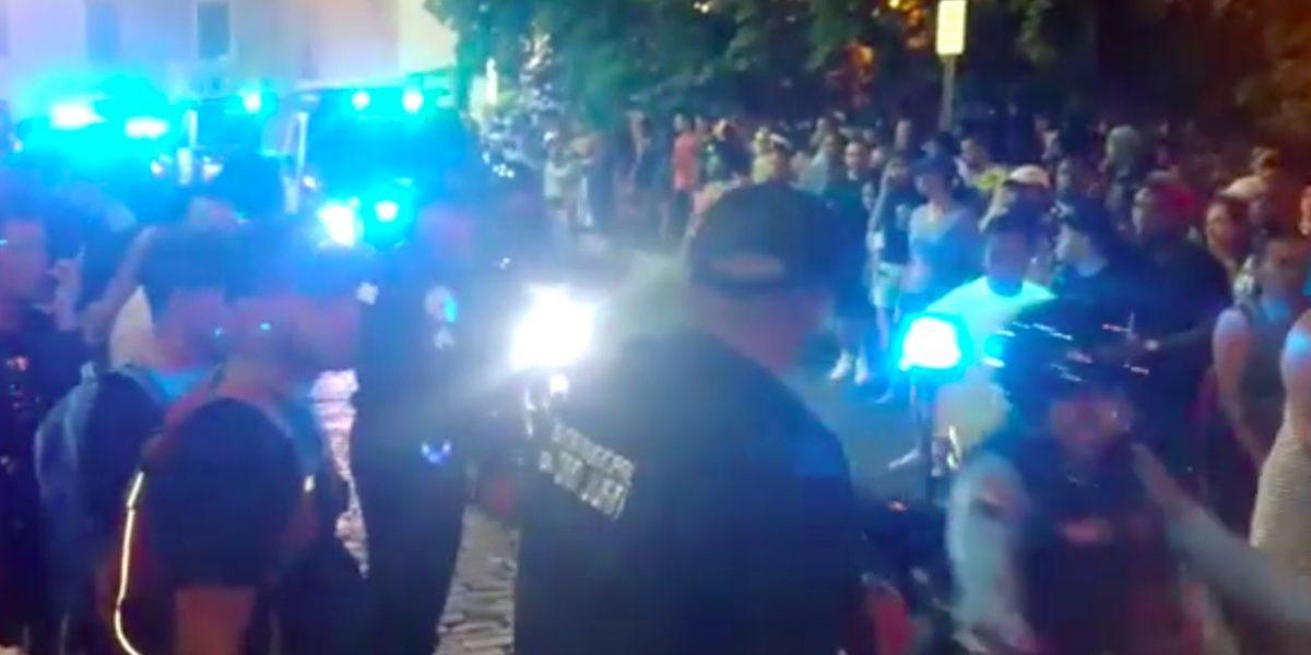 Policía aún no tiene un móvil de balacera en la Sanse