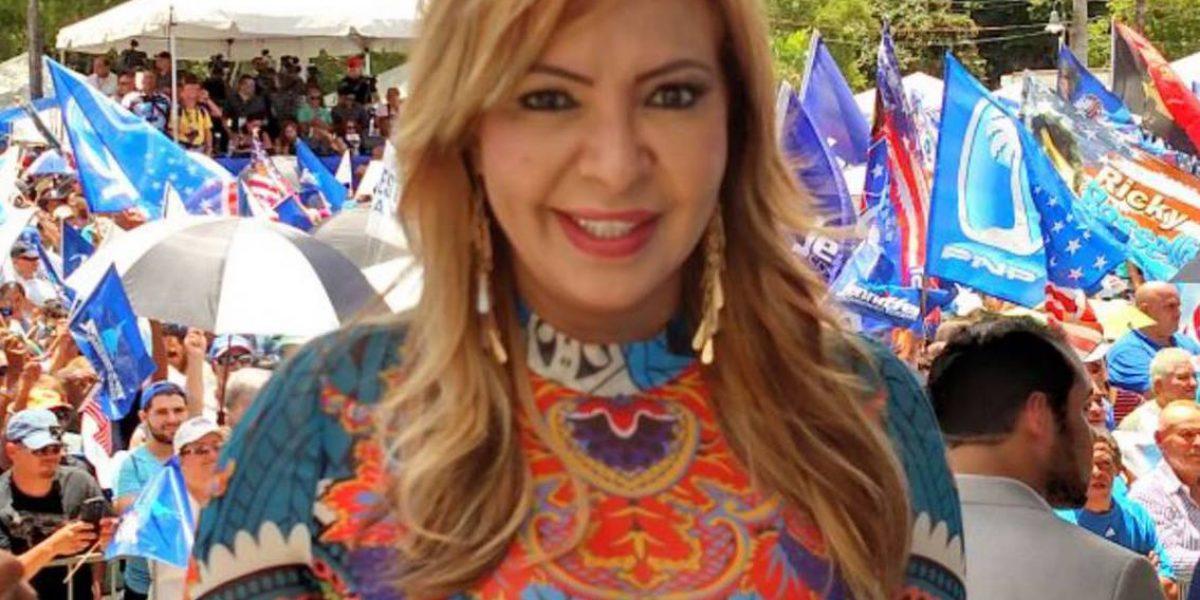 Evelyn Vázquez propone investigar sueldo de Junta de Gobierno AEE