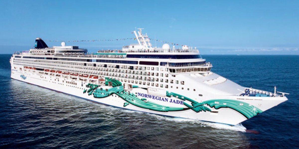 Llega por primera vez a la isla el crucero Norwegian Jade