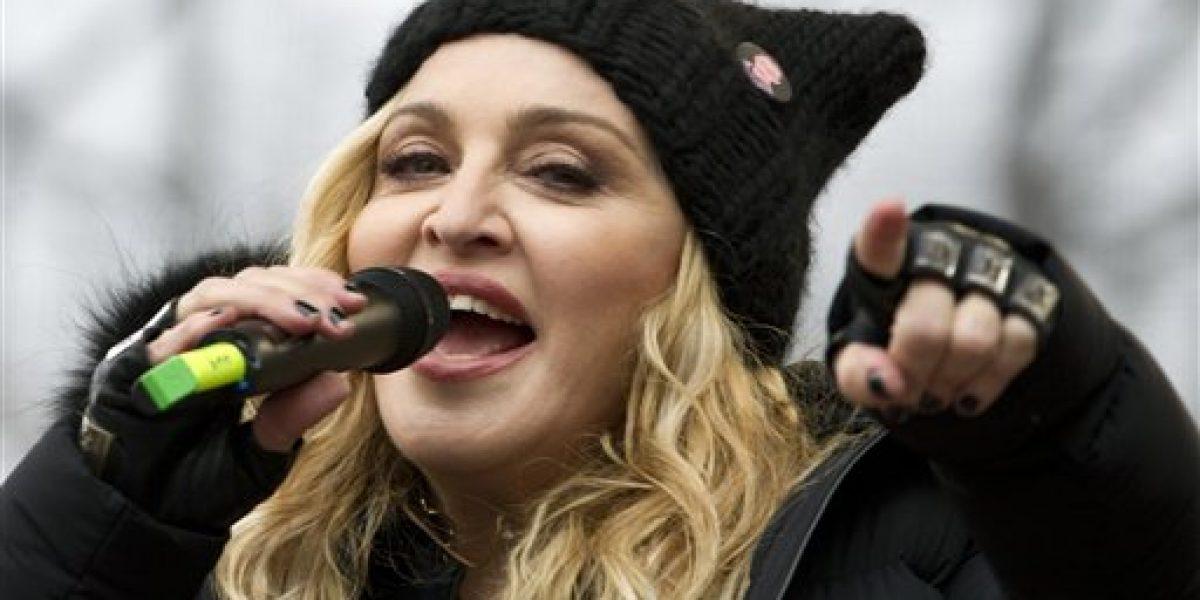 Gingrich: Madonna debería ser arrestada por comentario