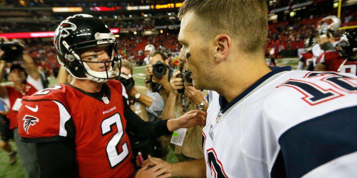 Patriots y Falcons batallarán por el campeonato de la NFL