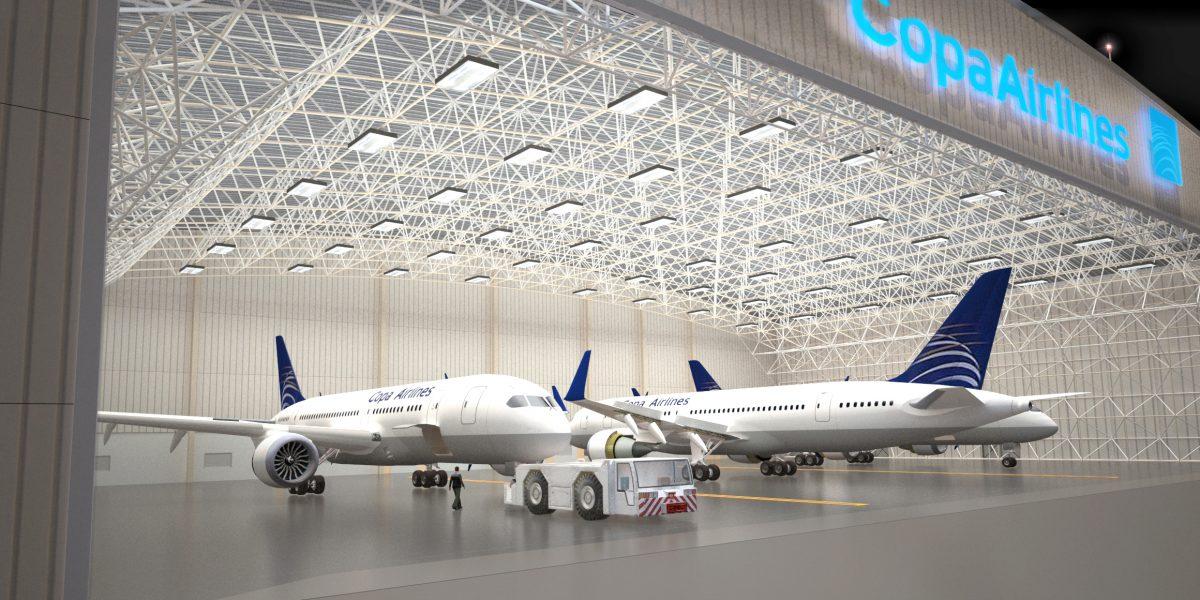 Copa Airlines inicia construcción de centro de mantenimiento