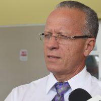 Rolando Ortiz - presidente de la Asociación de Alcaldes