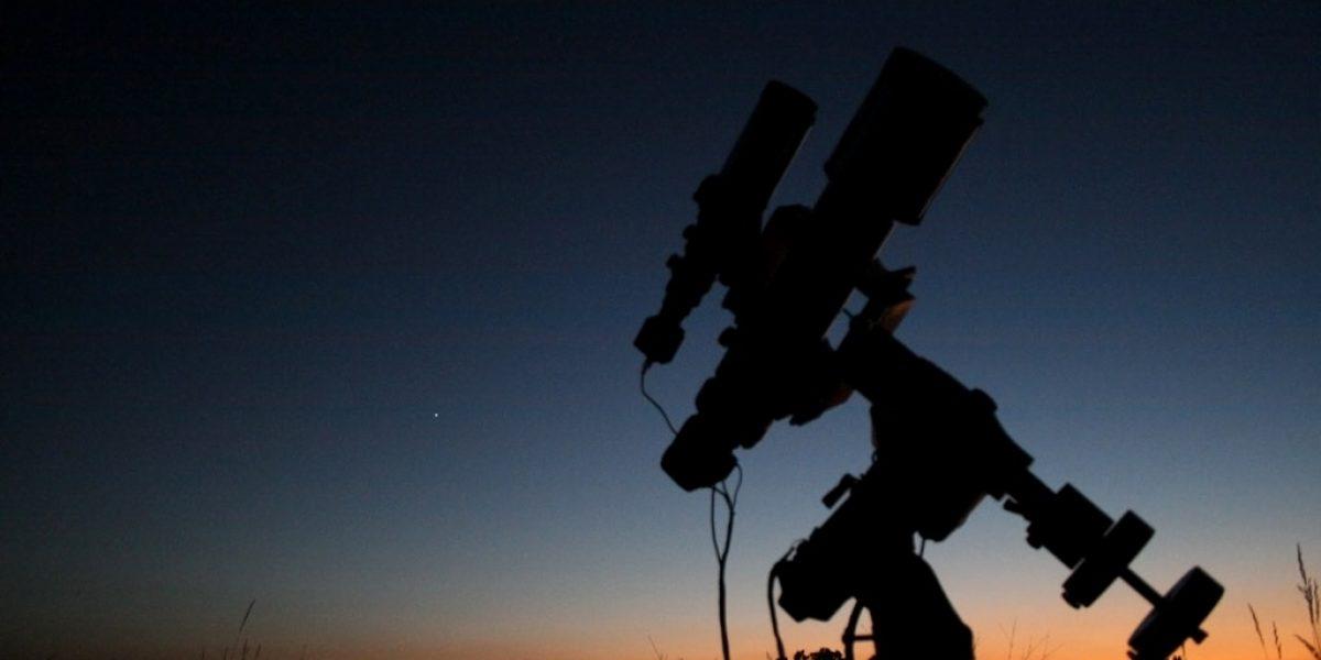 Invitan a observación gratuita de Venus, Marte y la nebulosa de Orión