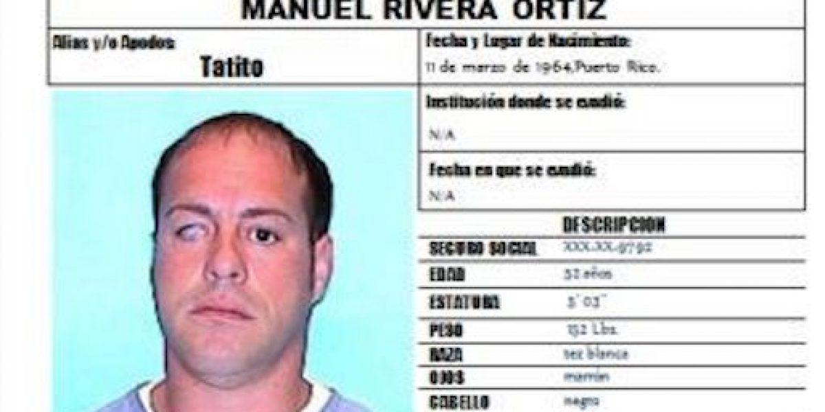 Arrestan en Florida hombre buscado por asesinato en Barranquitas