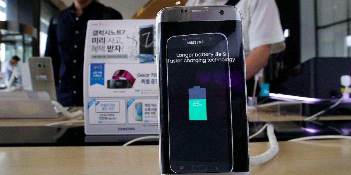 Samsung revela que causó que los Note 7 explotaran