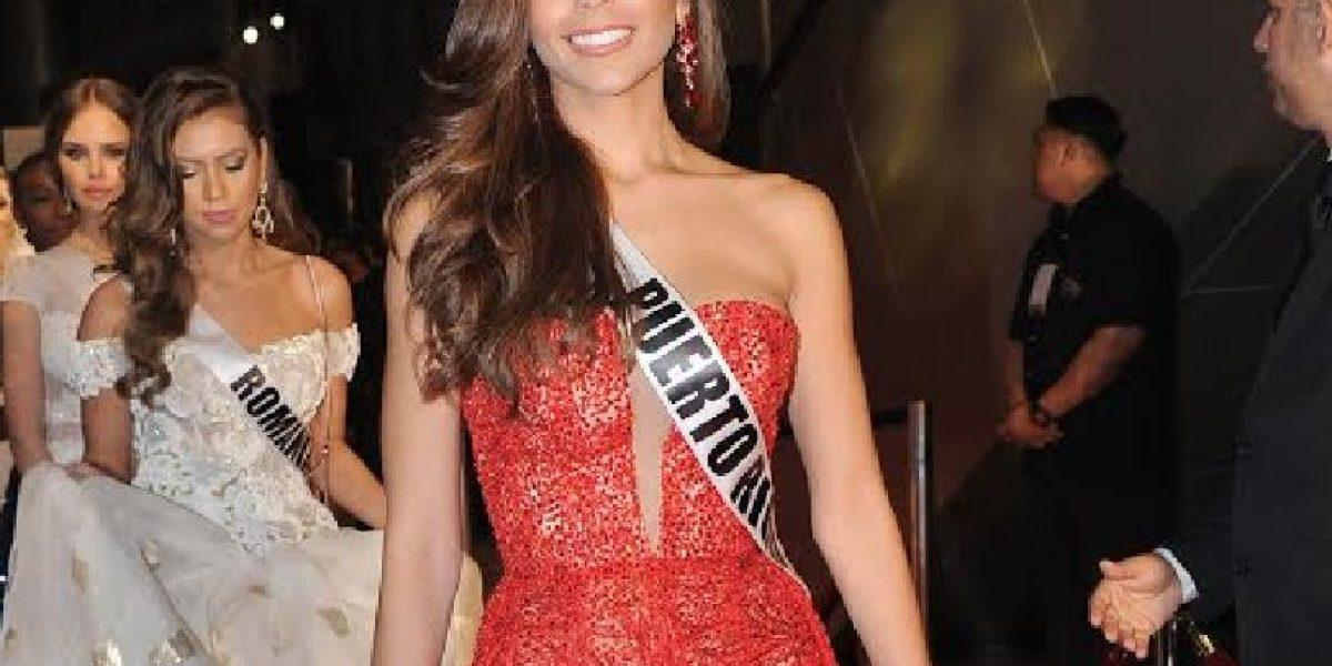 Brenda Azaria pide votos para clasificar en Miss Universo 2016