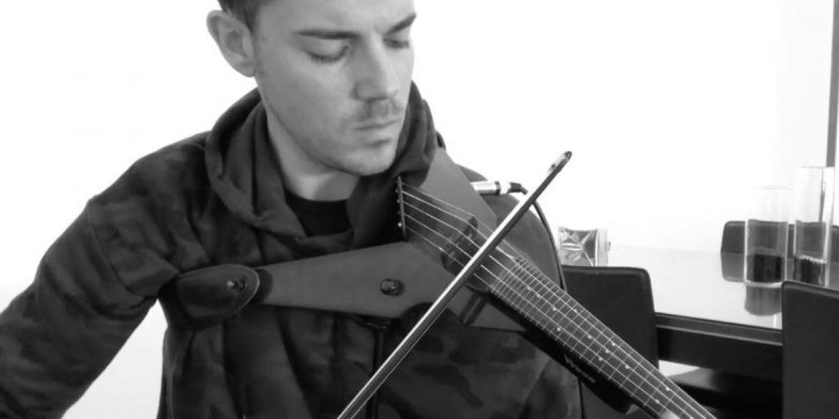 Violinista español causa sensación con nueva versión de