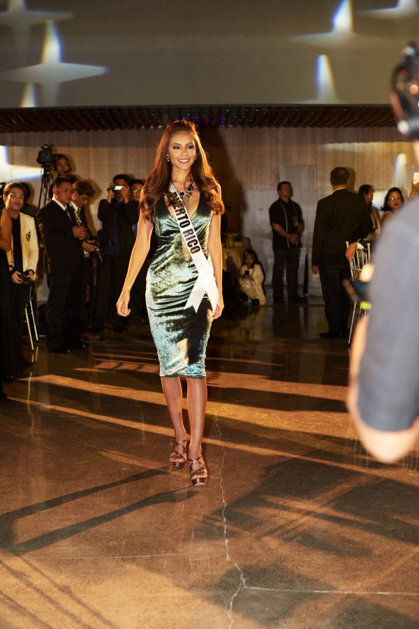 © Miss Universe